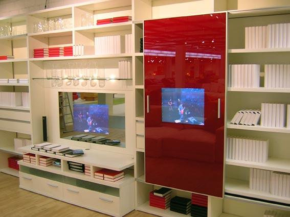 mirrortv residence livingroom